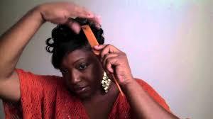 Cute Hairstyles For Short Permed Hair by Short Hair Tutorial How To Style My Short Black Hair Black