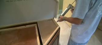 Can You Paint Corian Countertops How To Install Solid Surface Countertops Today U0027s Homeowner