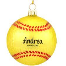 sports ornaments bronner s