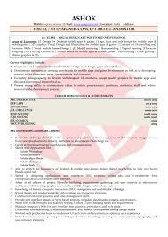 ui designer resume ui designer sle resumes resume format templates