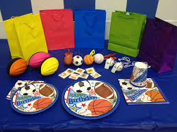 Home Decor Nj by Birthday Parties Imagine That A Nj Childrens Museum Sports Themed