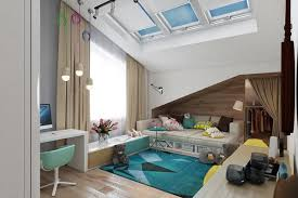 Teenage Room Super Colorful Bedroom Ideas For Kids And Teens