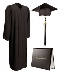 cap and gowns for graduation matte black cap gown tassel diploma cover graduationsource