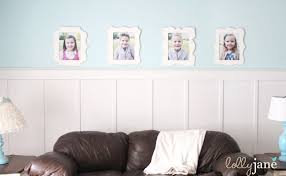 how to hang pictures with a pop tab