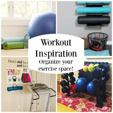 The Organized Home by Get Inspired To Work Out With These 8 Extremely Organized Home