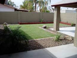 Basic Backyard Landscaping Ideas by Desert Landscaping Backyard Ugly House Photos Blog Archive