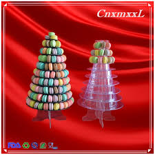 aliexpress com buy 210 pcs macaron box 9 tier macarons blister