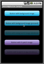 android image button android button background image pressed highlighted and disabled
