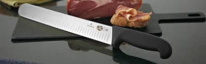 victorinox kitchen knives review victorinox granton edge slicing knife review our best