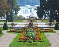 Botanical Gardens Niagara Falls Gardens Niagara Falls Ontario Canada Gardens
