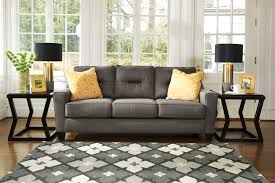Ashley Furniture Tufted Sofa by Ashley Forsan Nuvella Sleeper Sofa Dream Rooms Furniture