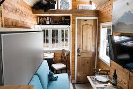 Tiny House 3 Bedroom Ryan U0027s 131 Sq Ft Tiny House In Colorado