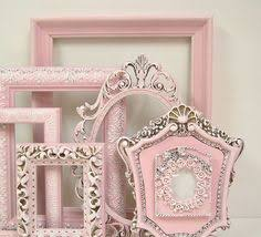 Shabby Chic Picture Frames Wholesale by Shabby Chic Frames Pastel Mint Green Picture Frame Set Ornate