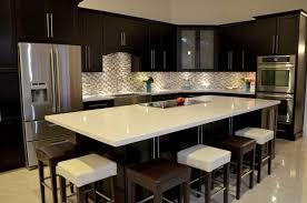 Amazing Contemporary Dark Wood Kitchen Cabinets Modern Style Dark - Modern kitchen cabinet designs