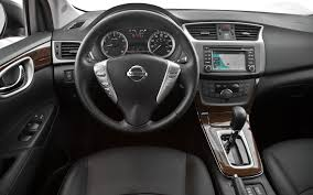 nissan sentra 2017 interior nissan sentra review and photos