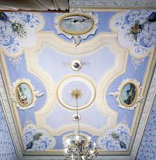 Baroque Ceiling by Rainer Maria Latzke Ceiling Paintings
