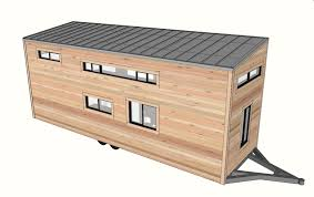 Buy Tiny House Plans Tiny House On Wheels Plans House Plans And More House Design