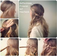 Frisuren Zum Selber Machen Offen by Frisuren Lange Haare Selber Machen Offen Acteam