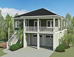 coastal home plans baxter street 2150 square feet 36 width 54