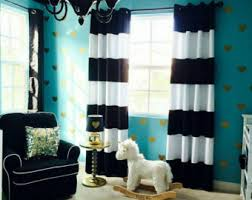 Navy Blue And White Striped Curtains Teal Striped Curtains Curtains Diy Amazon Curtain Panels Black