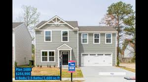 ryan homes venice floor plan ryan homes at moore u0027s pointe plan 1680 move in ready home youtube