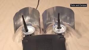 membuat jaringan wifi lancar cara meningkatkan sinyal wifi rumahan indihome tp link atau zte