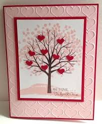 handmade cards adorable valentines day handmade card ideas pink lover