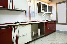 Two Color Kitchen Cabinet Ideas Modern Cherry Kitchen Cabinets Home Design