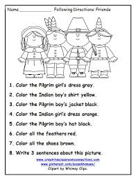 thanksgiving worksheets grade 3 worksheets for all and