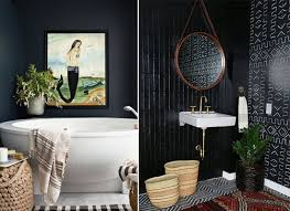 black and bathroom ideas d e s i g n l o v e f e s t black bathrooms are cool