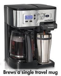 travel coffee maker images Hamilton beach flexbrew 2 way coffee maker model 49983 jpeg