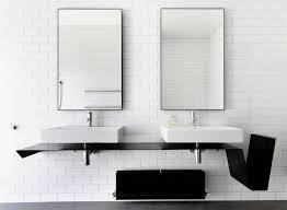 Contemporary Bathroom Mirrors by Advantageous Bathroom Mirror Ideas Twipik