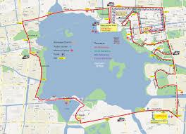 Suzhou China Map by Calendar Of China Marathon 2014 Tips Maps Register Trips Photos