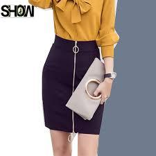 sous les jupes au bureau jupes modèle coréen femmes de mode élégant travail de bureau