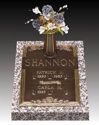 headstone cost bronze grave markers