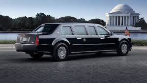 Porsche Cayenne Limo - report see what the presidential limo aka