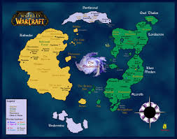 World War 3 Map by A Realistic After Warcraft Iii Server