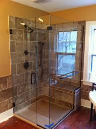 glass basement doors 21 best heavy glass shower doors images on pinterest frameless