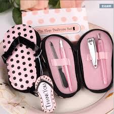 flip flop wedding favors shop wedding favors and gift box flip flop manicure sets