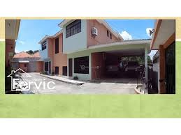 for rent in honduras san pedro sula amplio town house en col trejo