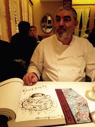 cuisine ottomane à la découverte de la cuisine ottomane chez hünkar aujourd hui