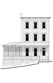 serenbe townhouse 153 house plan 07515 153 design from allison