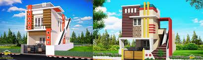 sp associates in pudukkottai u0026 bangalore 3d elevation design in