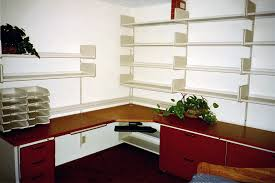 Desk Systems Home Office by White L Shaped Desk For Perfect Home Office Signin Works Intended