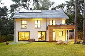 Suche Eigenheim Luxushaus Villa Waldsee Ein Fertighaus Von Gussek Haus