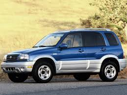 Super 1999 Suzuki Grand Vitara - Information and photos - MOMENTcar &MX65