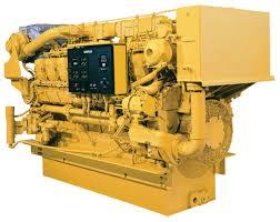 toromont cat cat 3516b marine propulsion engine
