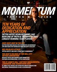 magazine truth and triumph tattoo