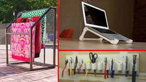 50 awesome diy projects using pvc pipe great ideas with pvc pipe