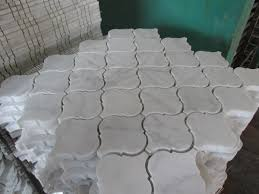 carrara arabesque mosaic tile scsl a01 最低0 00元 natural marble